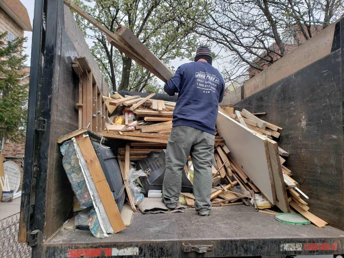 We Haul Away any Junk, Trash, or Rubbish!