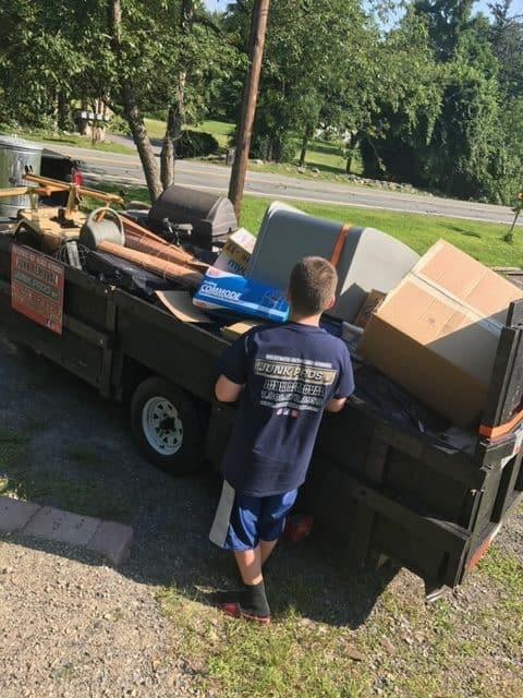 We Haul Away any Junk, Trash, or Rubbish!